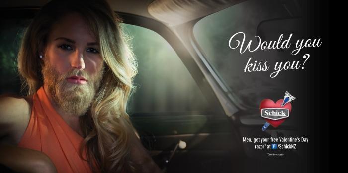 Valentine's ad
